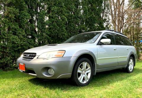 2006 Subaru Outback for sale at Knowlton Motors, Inc. in Freeport IL
