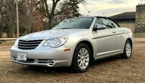 2010 Chrysler Sebring for sale at Knowlton Motors, Inc. in Freeport IL