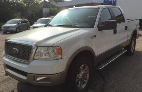 2005 Ford F-150 for sale at Knowlton Motors, Inc. in Freeport IL