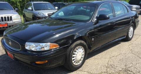 2003 Buick LeSabre for sale at Knowlton Motors, Inc. in Freeport IL