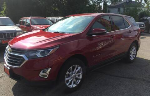 2018 Chevrolet Equinox for sale at Knowlton Motors, Inc. in Freeport IL