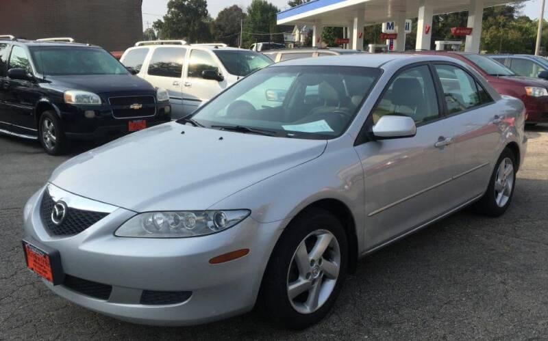 2003 Mazda MAZDA6 for sale at Knowlton Motors, Inc. in Freeport IL
