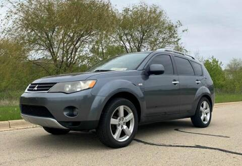 2007 Mitsubishi Outlander for sale at Knowlton Motors, Inc. in Freeport IL