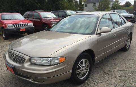 2003 Buick Regal for sale at Knowlton Motors, Inc. in Freeport IL