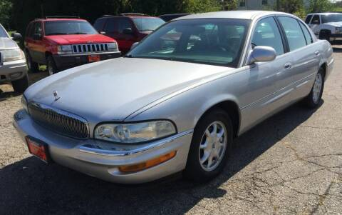 2003 Buick Park Avenue for sale at Knowlton Motors, Inc. in Freeport IL