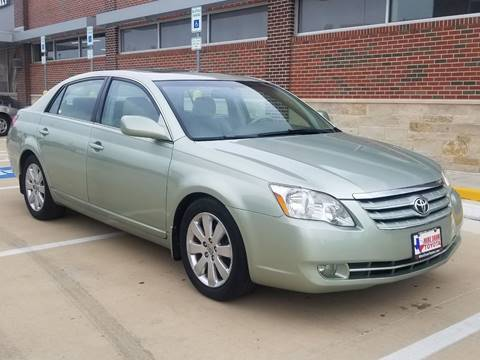 2007 Toyota Avalon for sale at AC MOTORCARS LLC in Houston TX