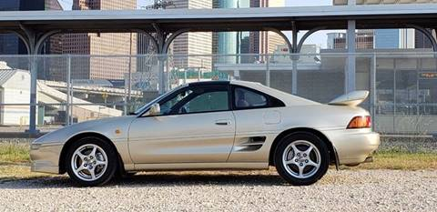 1998 Toyota Mr2 For Sale In Houston Tx