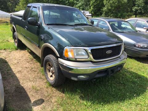 2003 Ford F-150 for sale in Falconer, NY