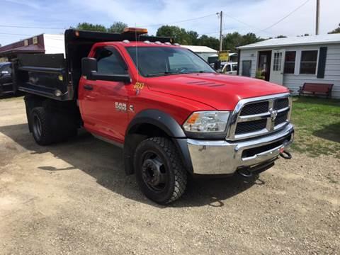 2013 Dodge Ram 5500 Heavy Duty for sale in Falconer, NY