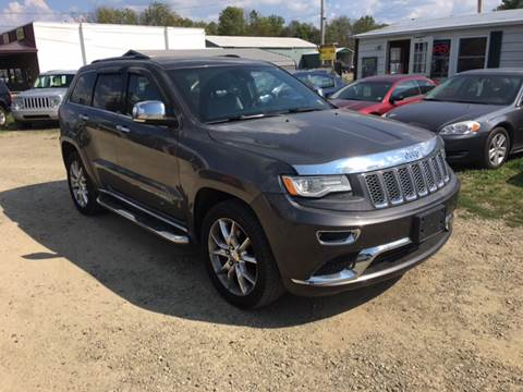 2015 Jeep Grand Cherokee for sale in Falconer, NY
