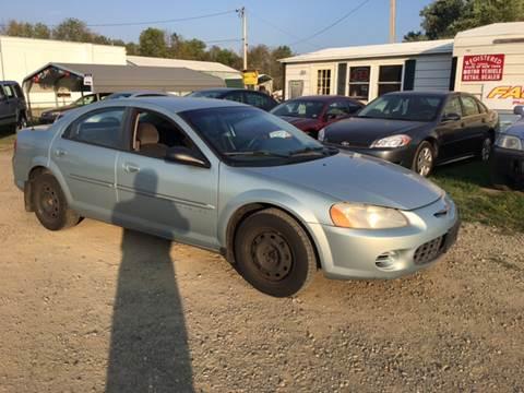 2001 Chrysler Sebring for sale in Falconer, NY