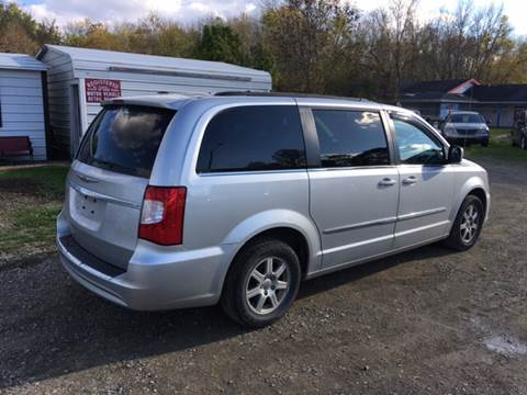 2012 Chrysler Town and Country for sale in Falconer, NY