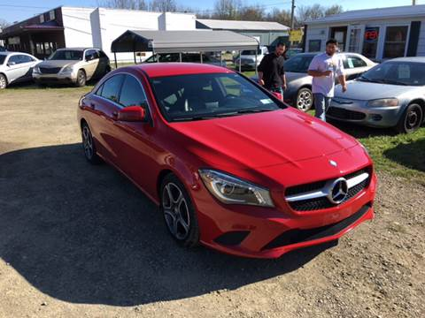 2014 Mercedes-Benz CLA for sale in Falconer, NY