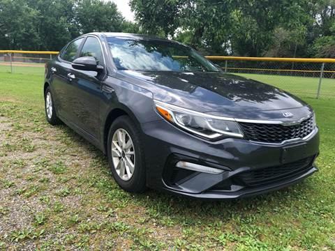 2019 Kia Optima for sale in Gerry, NY