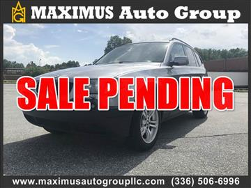 2005 BMW X3 for sale in Greensboro, NC
