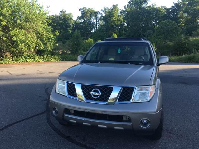 2005 Nissan Pathfinder Se In Stephens Va Marios Motors Inc