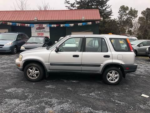 1997 Honda CR-V for sale in Stephens, VA