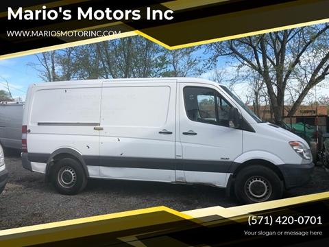 Cargo Van For Sale in Stephens, VA - Mario's Motors Inc