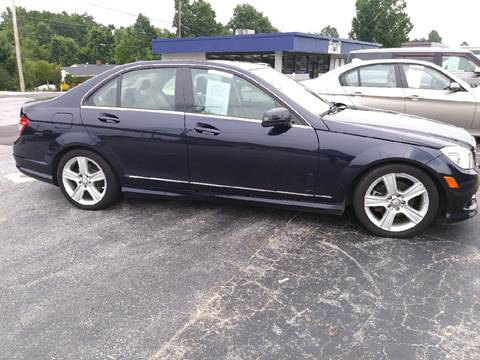 2010 Mercedes-Benz C-Class for sale in High Point NC