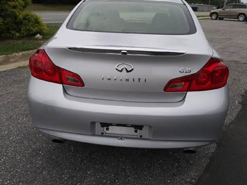 2011 Infiniti G25 Sedan for sale in High Point, NC