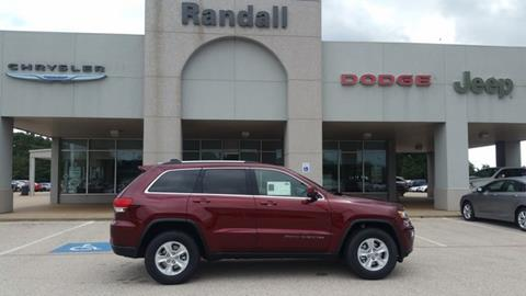 2017 Jeep Grand Cherokee for sale in Henderson, TX