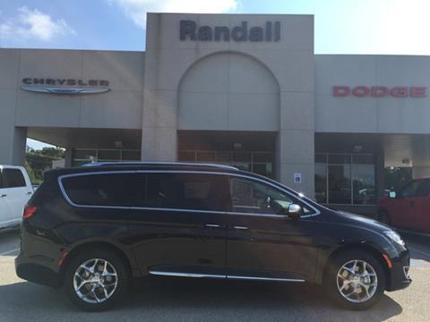 2017 Chrysler Pacifica for sale in Henderson, TX