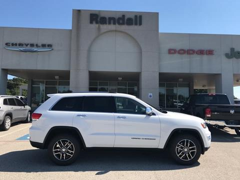2018 Jeep Grand Cherokee for sale in Henderson, TX