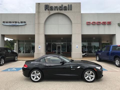 2011 BMW Z4 for sale in Henderson, TX