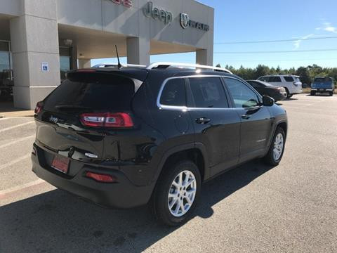 2018 Jeep Cherokee for sale in Henderson, TX