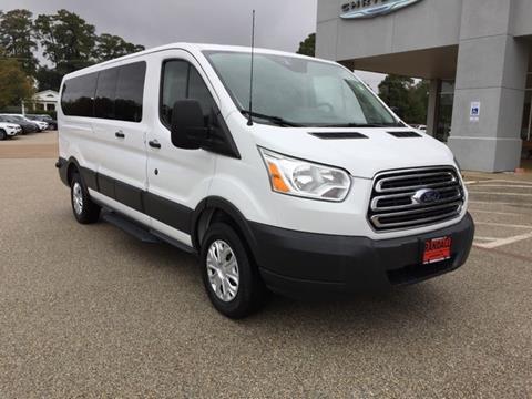 2016 Ford Transit Passenger for sale in Henderson, TX