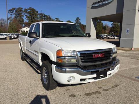 2007 GMC Sierra 2500HD Classic for sale in Henderson, TX