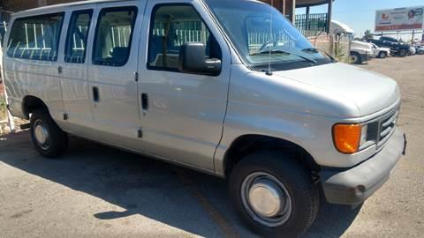 2004 Ford E-Series Wagon for sale in Albuquerque NM