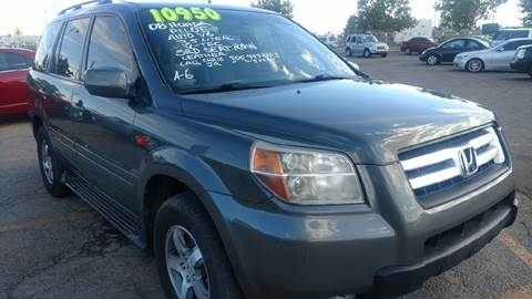 2008 Honda Pilot for sale in Albuquerque NM