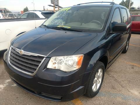 2008 Chrysler Town and Country for sale in Albuquerque NM