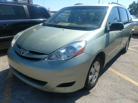 2007 Toyota Sienna for sale in Albuquerque, NM