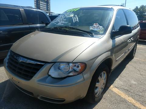 2005 Chrysler Town and Country for sale in Albuquerque NM