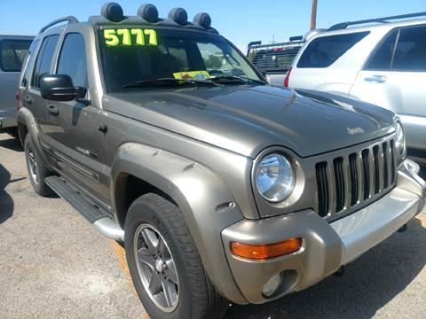 2002 Jeep Liberty for sale in Albuquerque NM