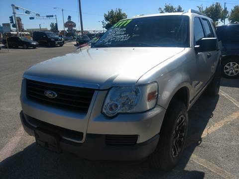 2006 Ford Explorer for sale in Albuquerque, NM