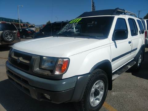 2000 Nissan Xterra for sale in Albuquerque NM