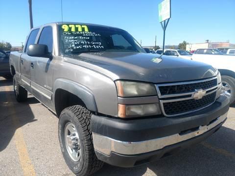 2006 Chevrolet Silverado 2500HD for sale in Albuquerque NM