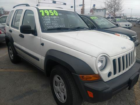 2007 Jeep Liberty for sale in Albuquerque, NM