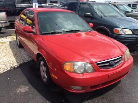2002 Kia Spectra for sale in Merritt Island, FL