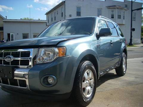 2011 Ford Escape for sale in Alliance OH