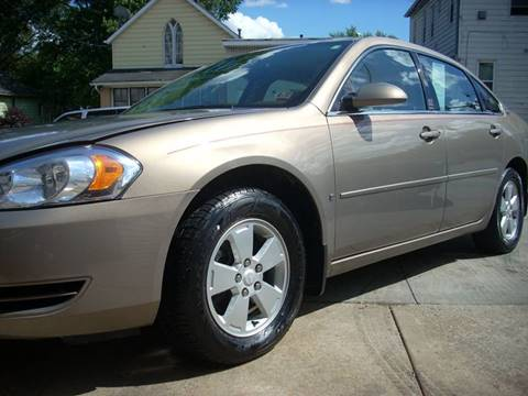 2006 Chevrolet Impala for sale in Alliance OH