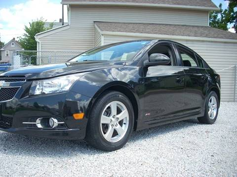 2014 Chevrolet Cruze for sale in Alliance OH