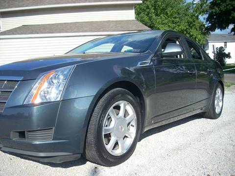 2008 Cadillac CTS for sale in Alliance, OH