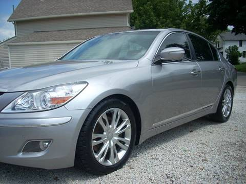 2010 Hyundai Genesis for sale in Alliance, OH