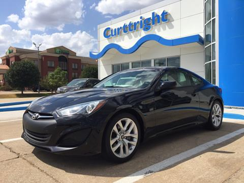 Genesis Coupe For Sale >> Hyundai Genesis Coupe For Sale In Oklahoma Carsforsale Com