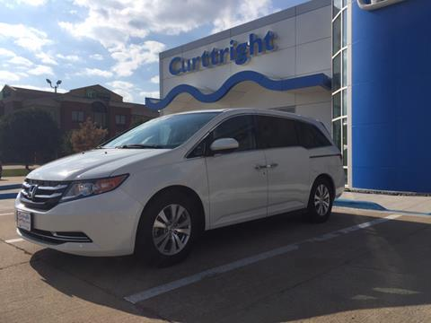 2015 Honda Odyssey for sale in Enid, OK