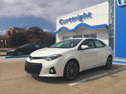 2014 Toyota Corolla for sale in Enid, OK